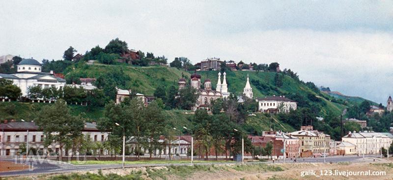 Город Горький, 1972 год / Россия