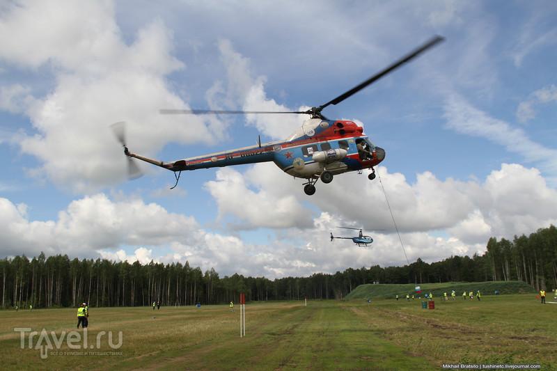 Битва вертолётов / Россия
