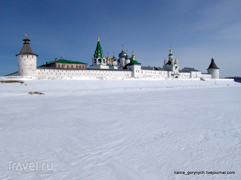 Макарьев и Унжа / Россия