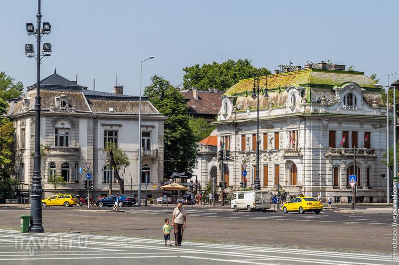 Площадь Героев в Будапеште / Фото из Венгрии