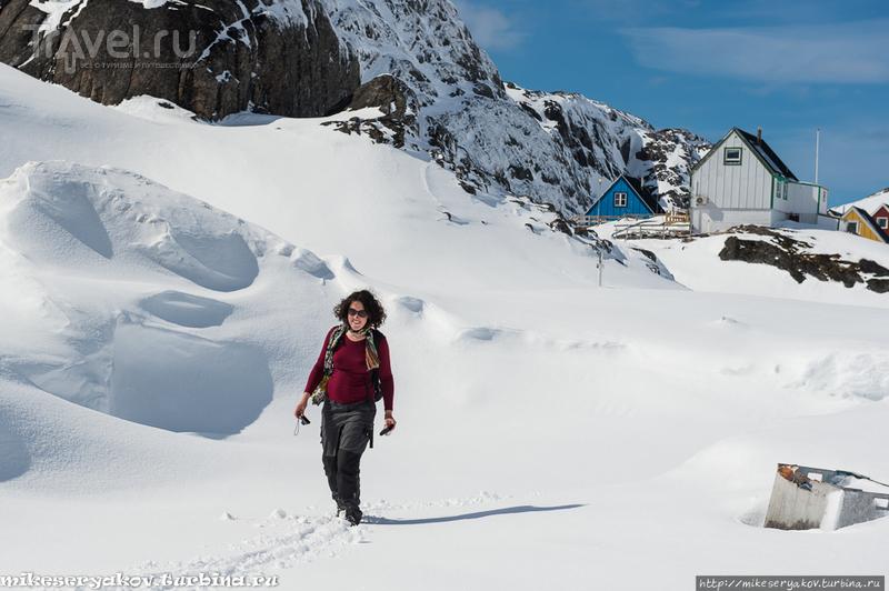 Манит манит манит Манитсок / Фото из Гренландии