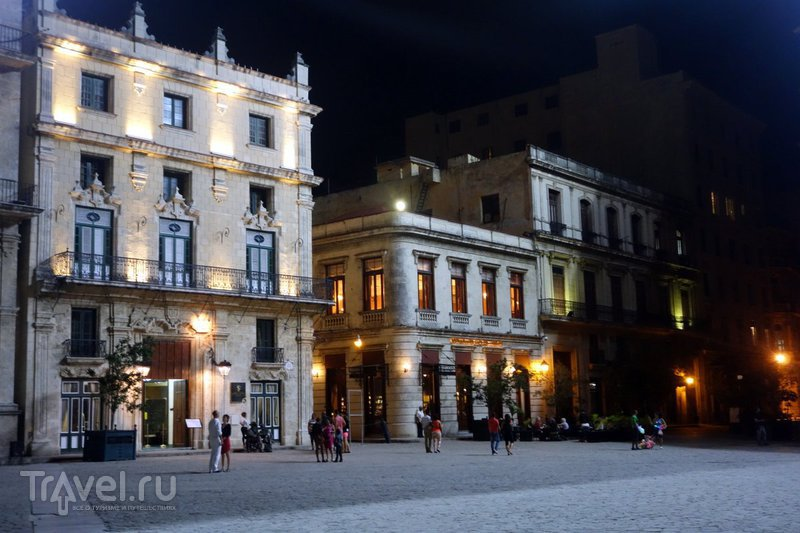 Куба - улицы Гаваны / Куба