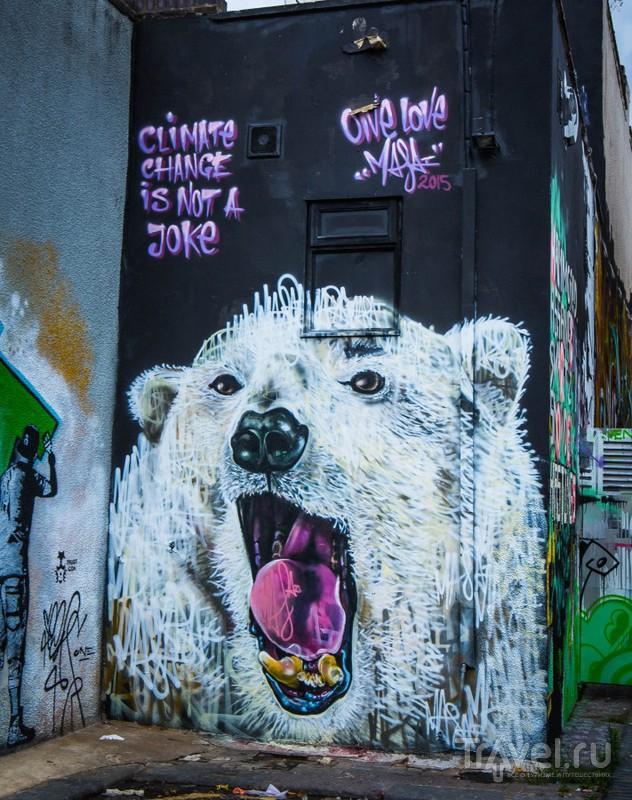 Стрит Арт в Камдене / Великобритания