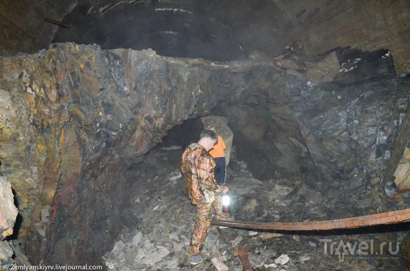 Пиванский тоннель - затерянный во времени / Россия