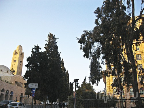Прожить Иерусалим ногами / Израиль