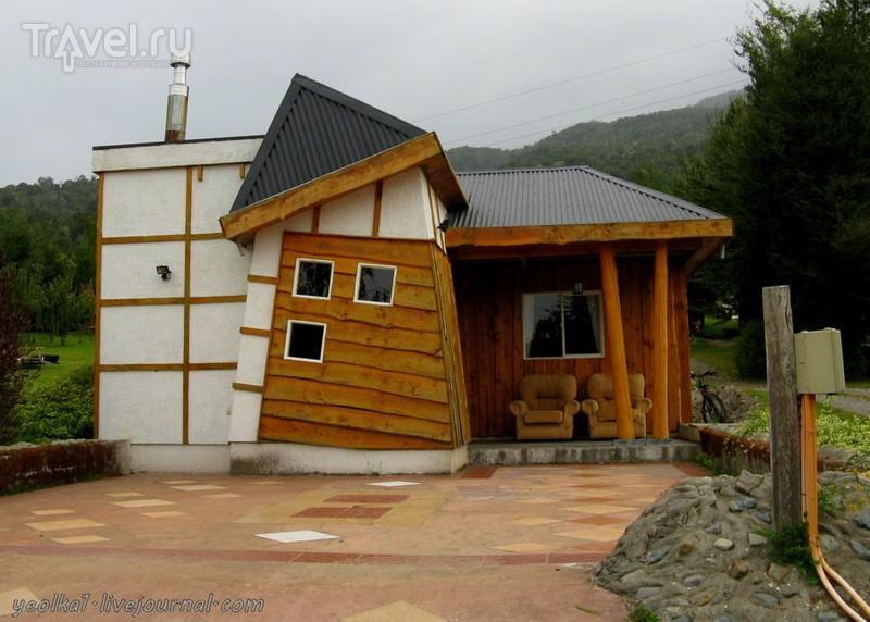 Чили - сбыча мечт! Карретера Аустраль. Дом, в котором живет Джанет... / Чили