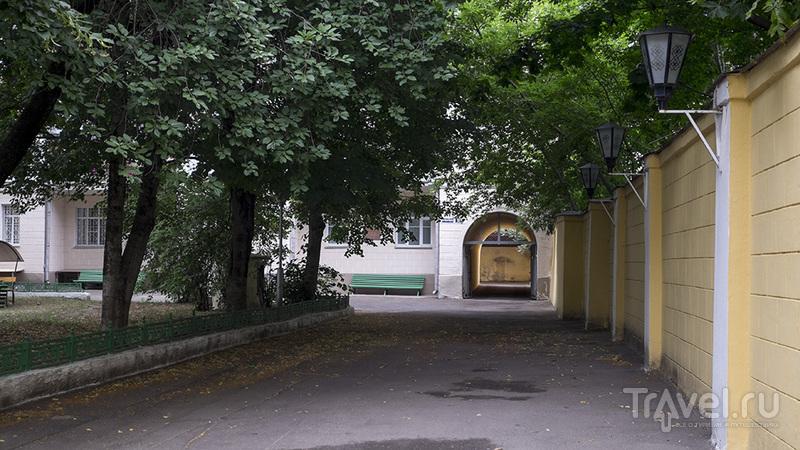 Смоленский дворик / Фото из России