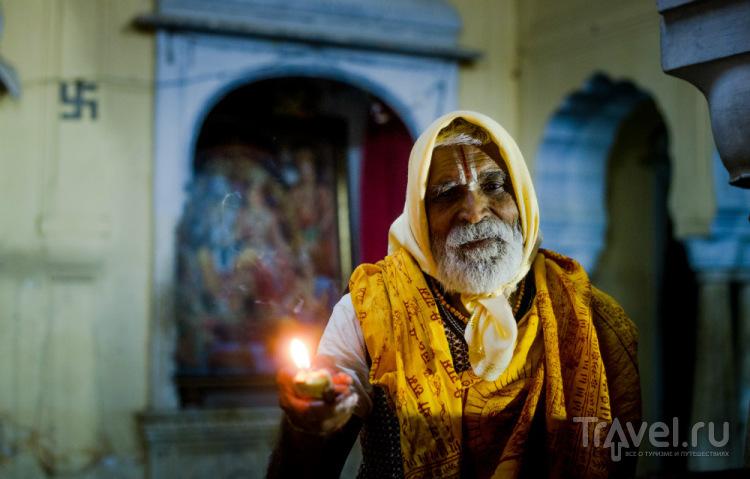 Гальта: прообраз Гондора в сердце Индии / Фото из Индии