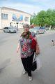 Валентина Алексеевна, жительница Кучугур / Россия