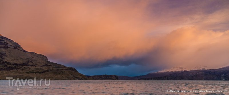 Патагония. Ледники озера Архентино / Фото из Аргентины