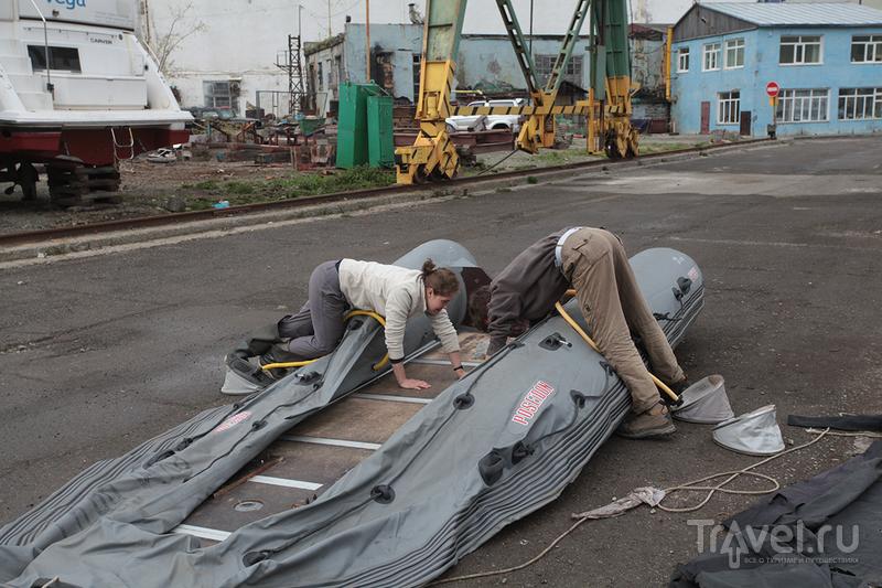 Камчатский дневник. Приезд на мыс Зелёный / Фото из России