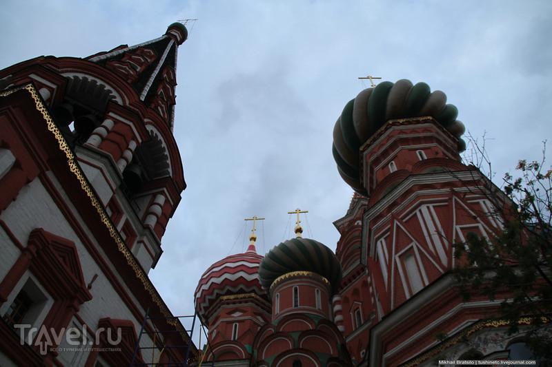 Колокола храма Василия Блаженного / Россия