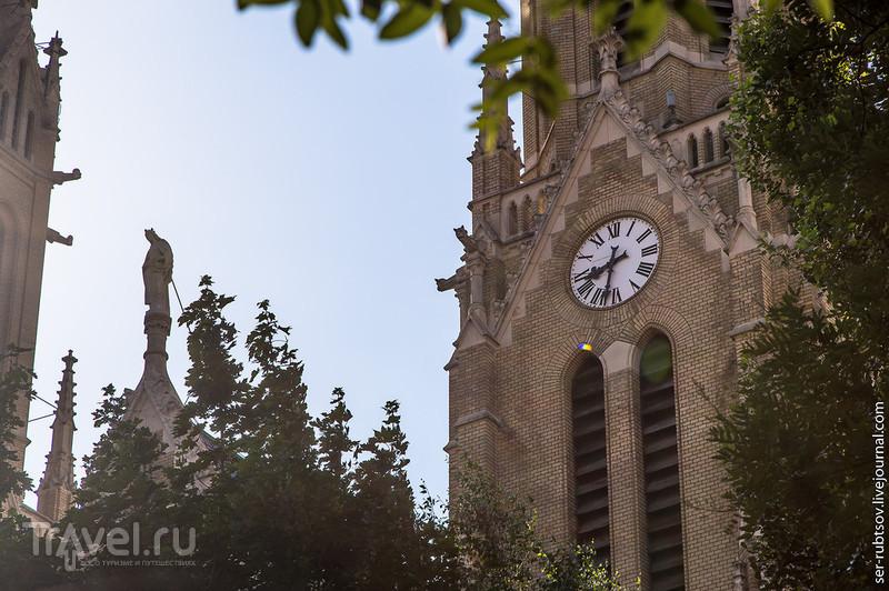 Вокзал, опера, церкви и памятники Будапешта / Фото из Венгрии
