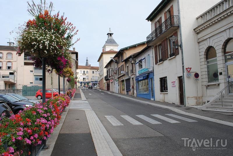 Перуж (Pérouges) / Фото из Франции