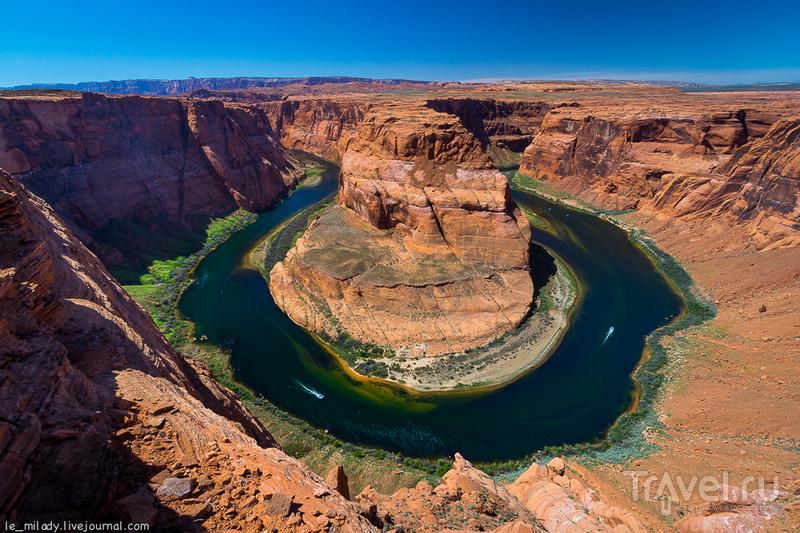 Путешествие по каньонам штатов Юты и Аризоны – маршрут, бюджет, рекомендации / США