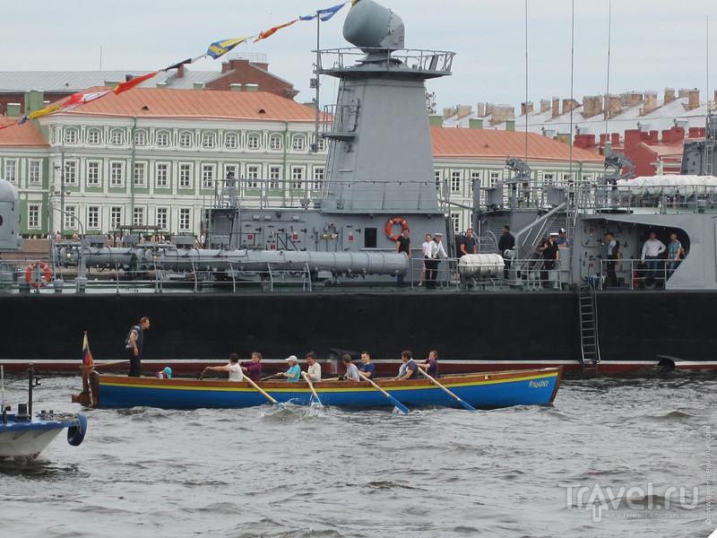 День ВМФ в Петербурге - Navy day 2015 / Россия