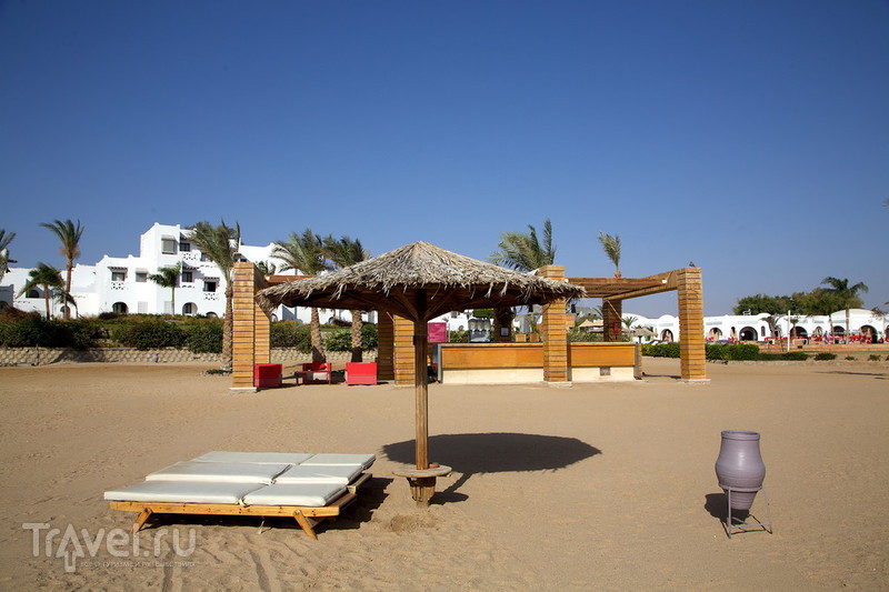 Отель Mercure в Хургаде, пляж и море / Египет