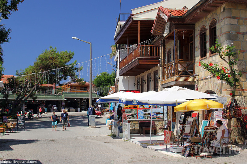 Сиде туристический / Фото из Турции