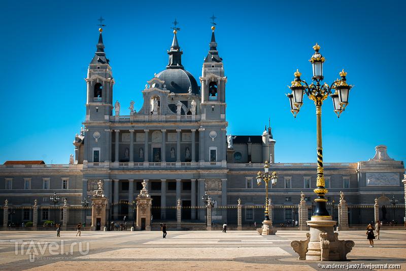Испания мимоходом. Мадрид / Фото из Испании