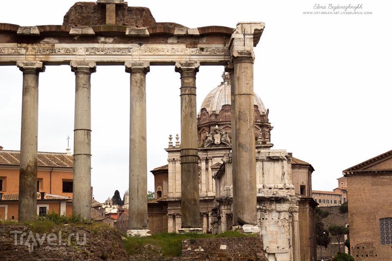 Воскресный Рим / Италия