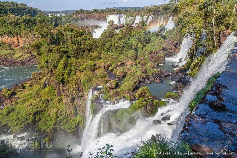 Водопады Игуасу. Аргентинская сторона / Фото из Аргентины