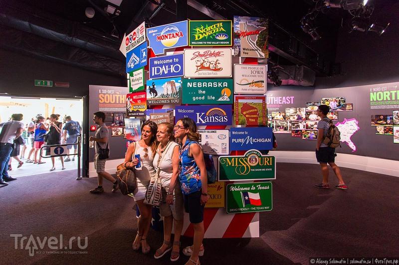 Экспо 2015 в Милане. Павильон США / Фото из Италии