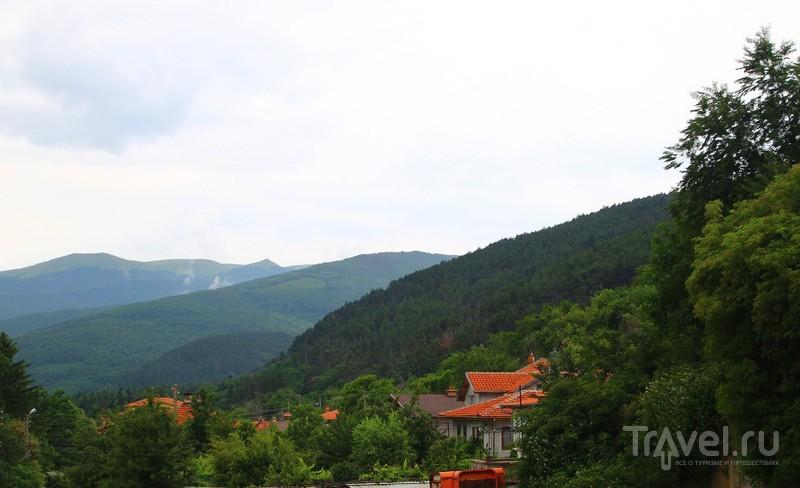 Город Шипка. Это в Болгарии / Болгария