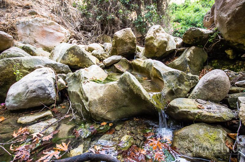 Кипр. Ущелье Авакас / Фото с Кипра