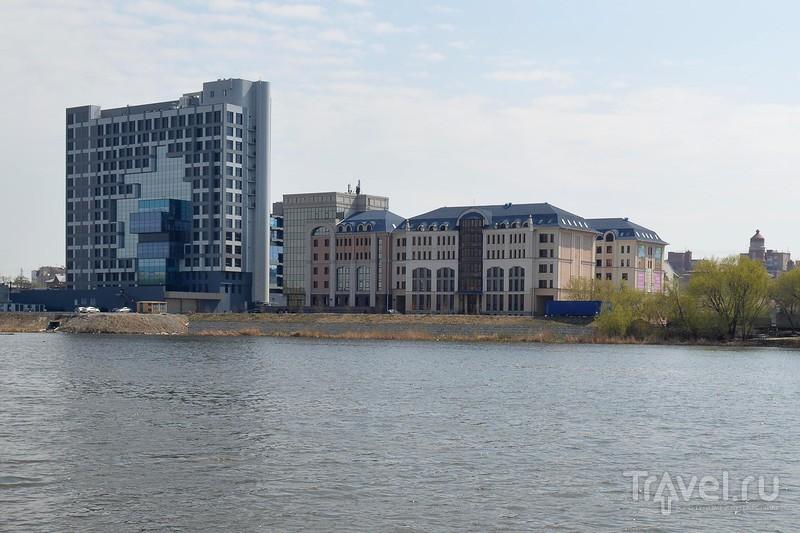 Челябинск - город на реке Миасс / Фото из России