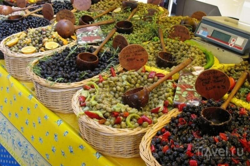 Провансальский рынок / Франция