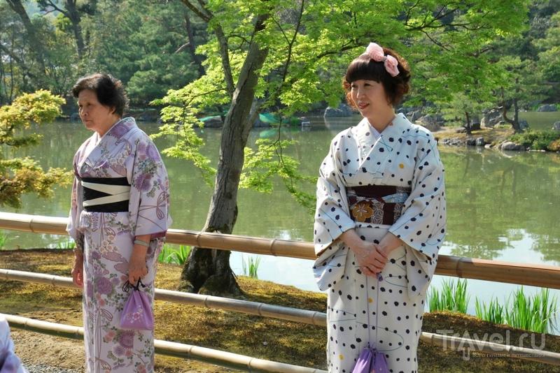 Киото: Золотой и Серебряный павильоны / Япония