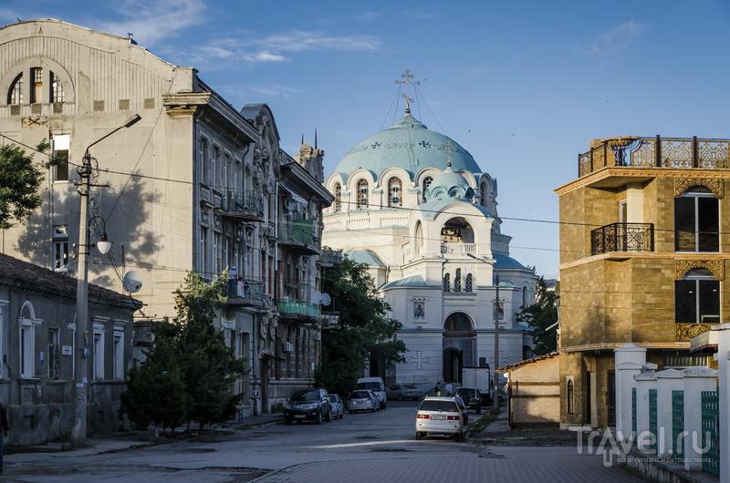 Дорога: Волгоград - Переправа - Евпатория / Россия