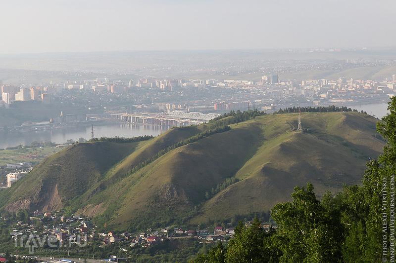 Красноярские Столбы 2015 / Фото из России