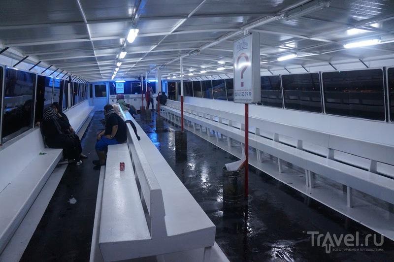 Шторм в Мраморном море / Турция