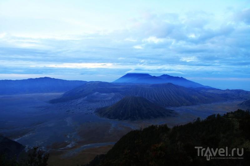 Путешествие по Индонезии. Вулкан Бромо / Индонезия