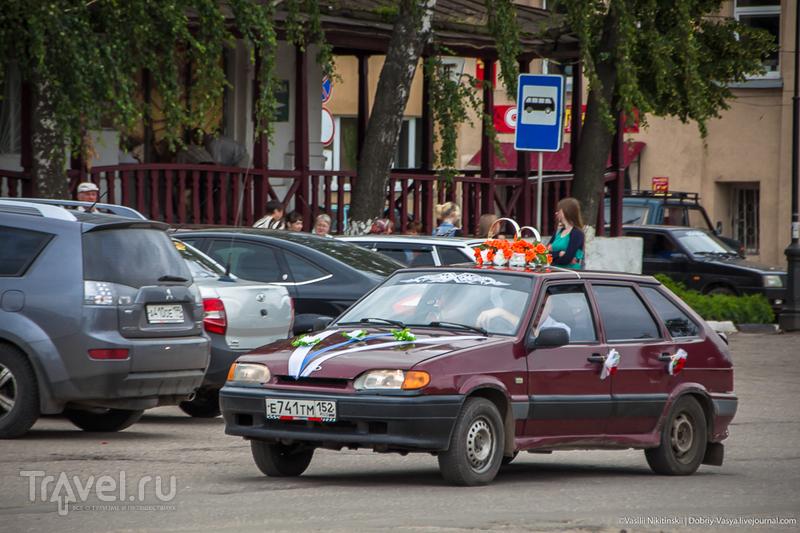 Прогулка по Юрьев-Польскому / Россия