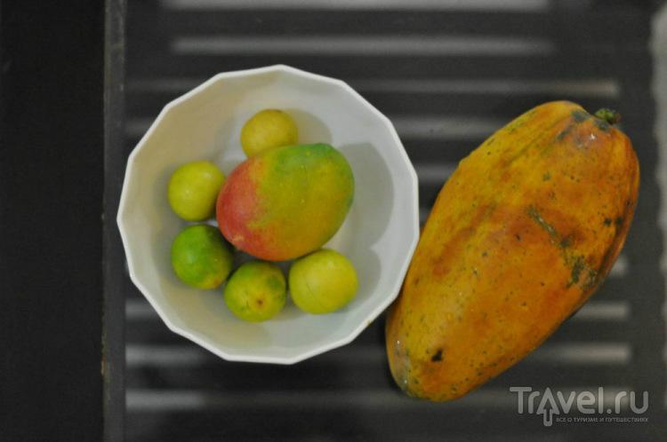 Индия: фруктовый путеводитель / Индия