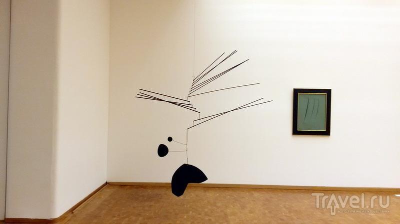 Непонятное искусство. Музей Людвига в Кёльне / Германия