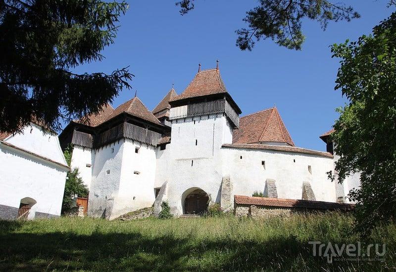 Румыния. Visсri, Rupea, Prejmer, Harman / Фото из Румынии