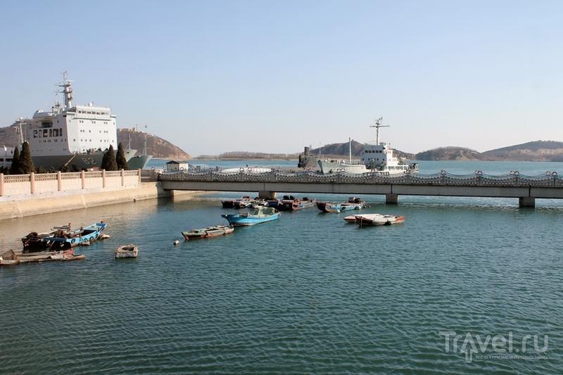 Китай: Далянь и Порт-Артур / Китай