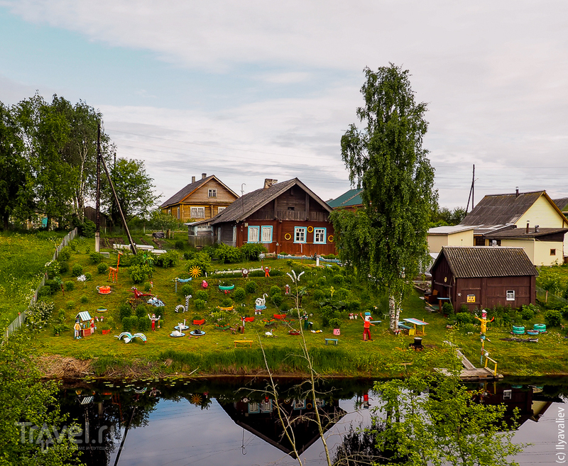 Северный рай: Карьяла-парк / Фото из России