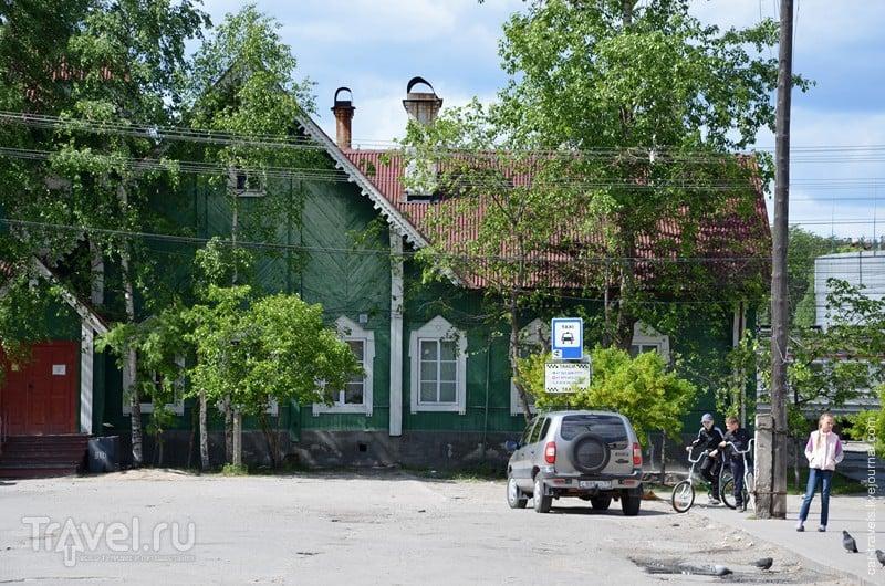 Карельское путешествие. Медвежьегорск / Россия