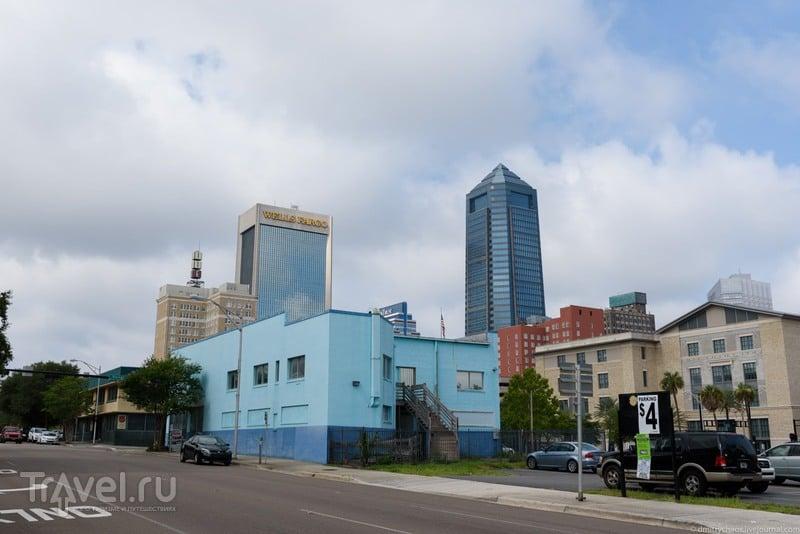 Джексонвилл - город без людей / США