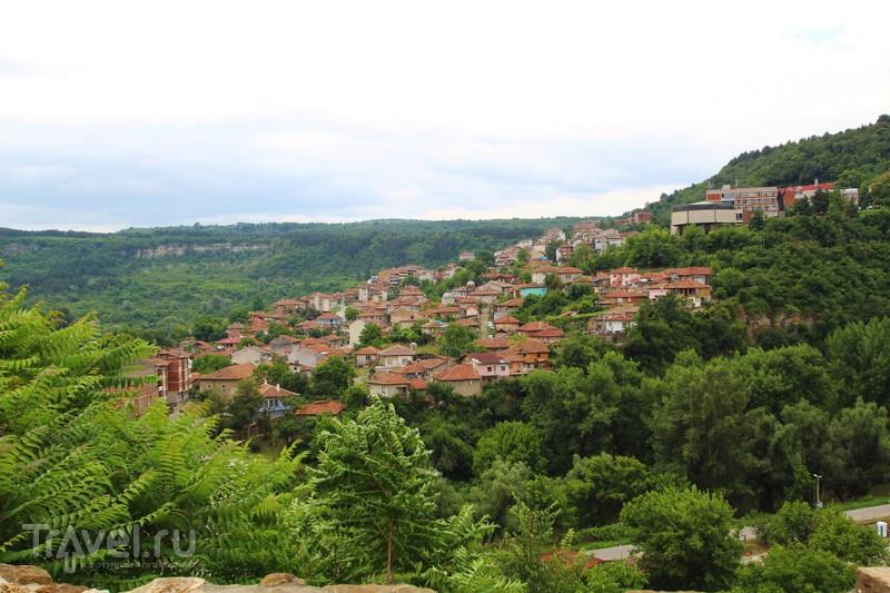 Велико-Тырново. Крепость Царевец / Болгария