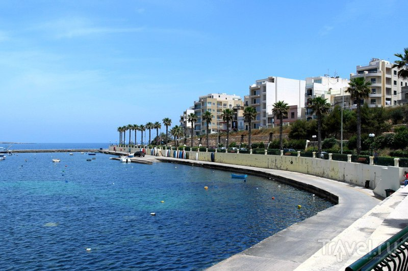 Сент-Полс-Бэй. Мальта - ТИЦ, продолжение прогулки / Мальта