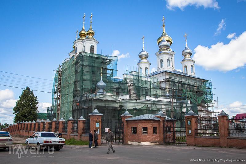 Город, на гербе которого... мыло / Россия