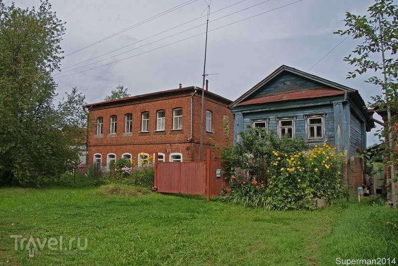 Село Бабаево / Россия