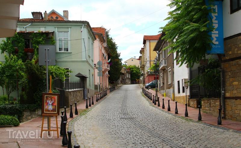 Велико-Тырново. На улицах города / Болгария