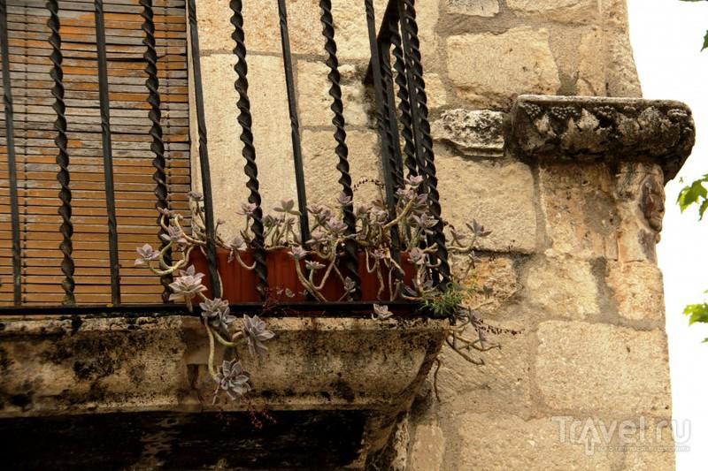 Бесалу - выжившее средневековье / Испания