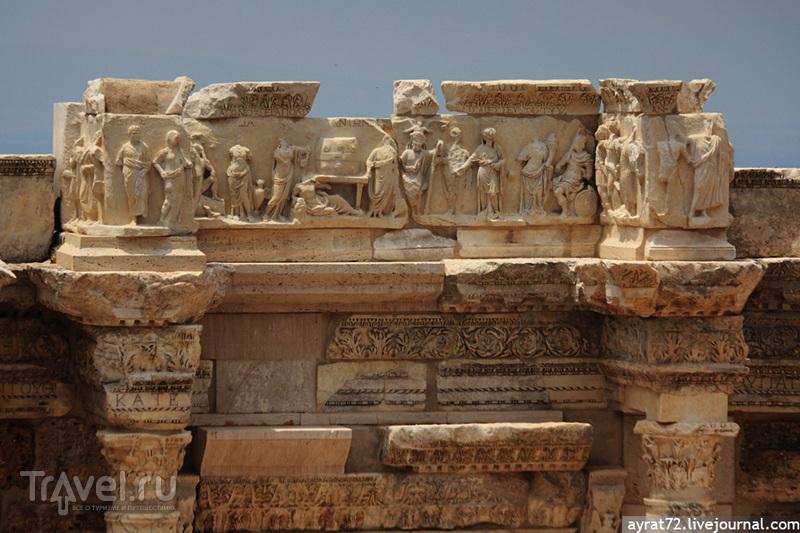 Амфитеатр античного Иераполиса / Турция